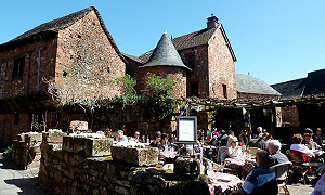 Collonges Les Rouges